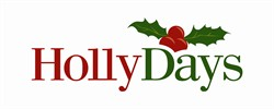 holly days logo