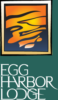 egg harbor lodge logo