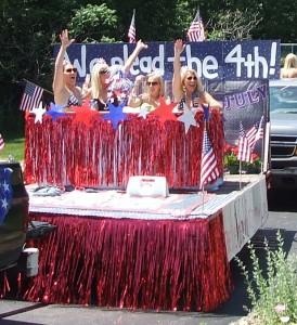 Egg Harbor's July 4th Parade