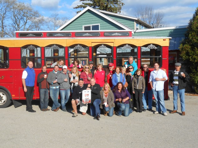 door county trolley